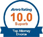Edwards Family Law is an Avvo featured 10.0 rated law firm.
