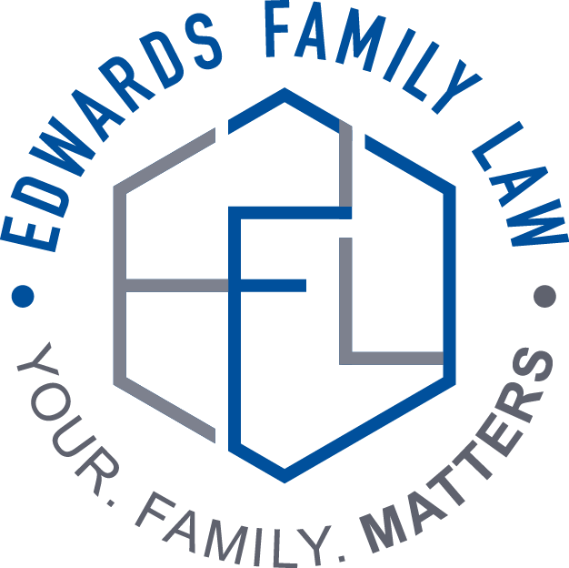 An image of the Edwards Family Law Logo